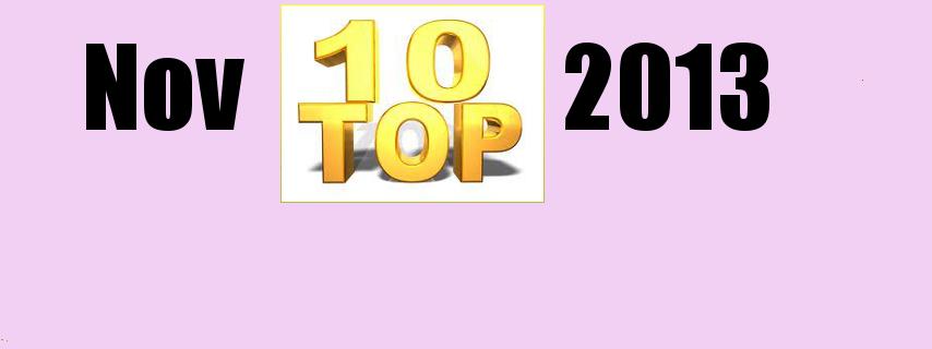 top10-nov-2013