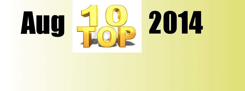 top10-aug-2014